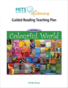 Colourful World - teaching plan