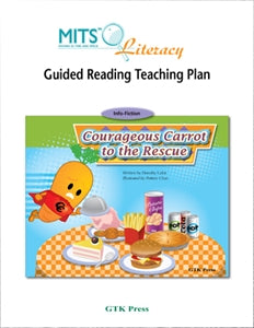 Courageous Carrot to the Rescue - teaching plan