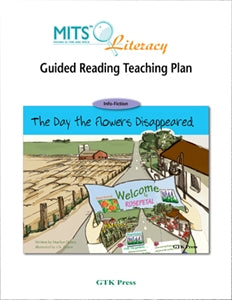 The Day the Flowers Disappeared - teaching plan