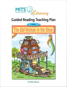 The Old Woman in the Shoe - teaching plan