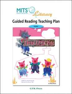Three Little Pigs - teaching plan