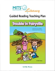 Trouble in Fairyville - teaching plan