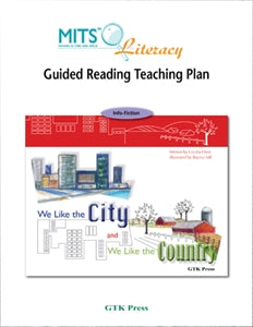 We Like the City and We Like the Country - teaching plan