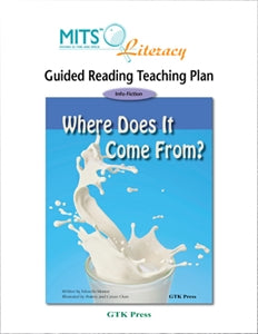 Where Does It Come From? - teaching plan