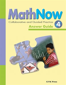 Math Now Grade 4 CGP Answer Guide