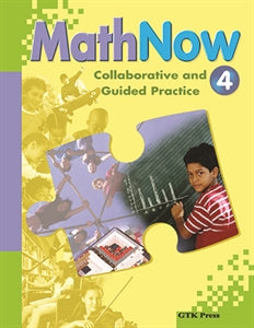 Math Now Grade 4 Collaborative and Guided Practice Reproducible