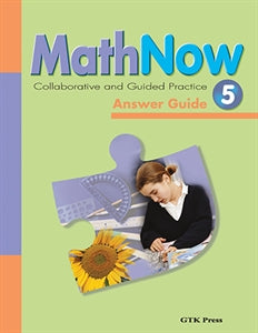 Math Now Grade 5 CGP Answer Guide