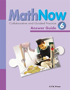 Math Now Grade 6 CGP Answer Guide