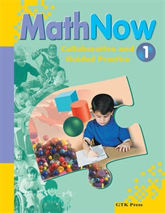 Math Now Grade 1 Collaborative and Guided Practice