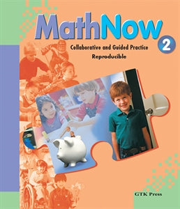 Math Now Grade 2 Collaborative and Guided Practice Reproducible