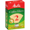 #2 Melitta Cone Filter (Natural Brown) - 100 Count
