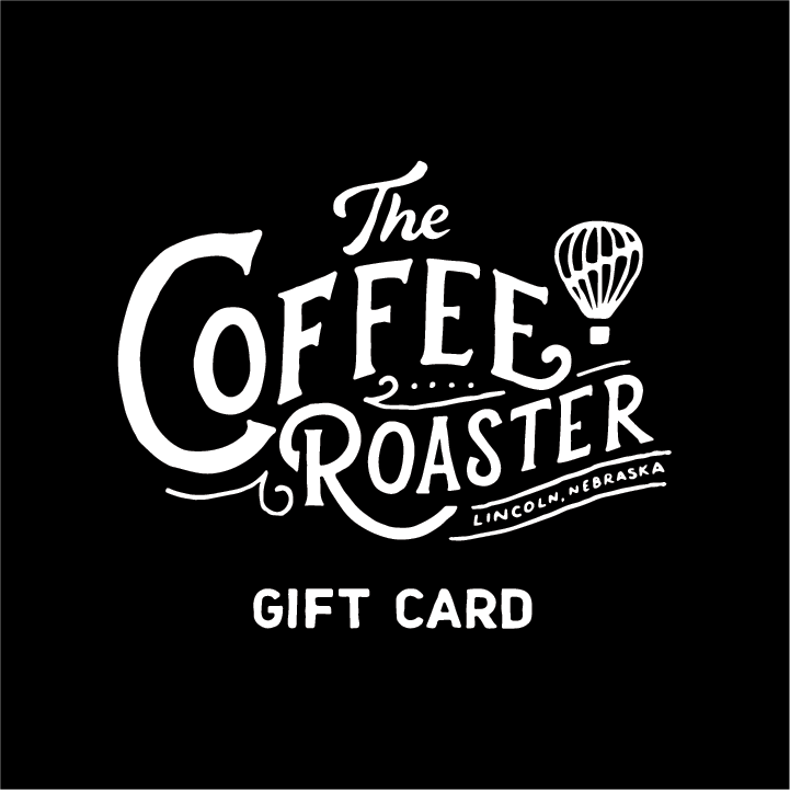 Coffee Roaster Gift Cards