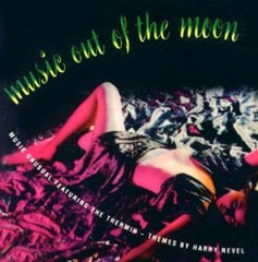 music out of the moon, les baxter