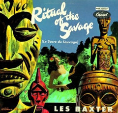ritual of the savage, les baxter