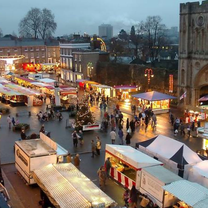 Visit us at Bury St Edmunds Christmas Fair