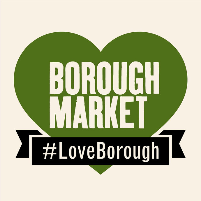 We're coming to Borough Market for the 12th year running