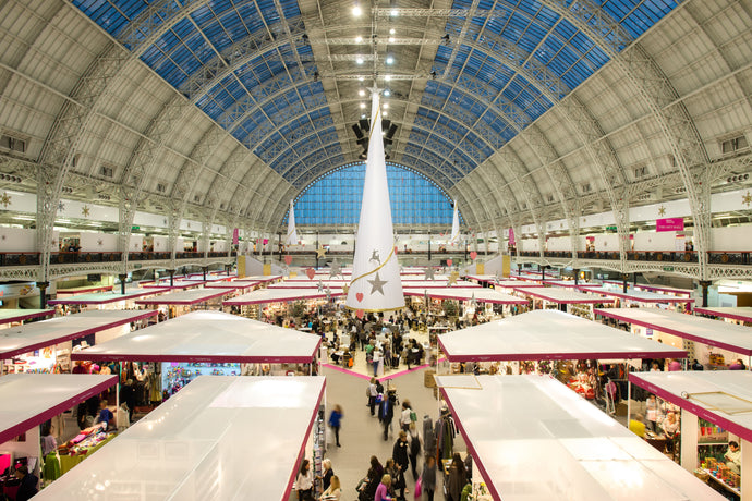 Join us at Spirit of Christmas - London Olympia