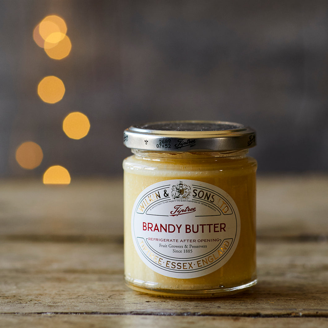Tiptree Brandy Butter
