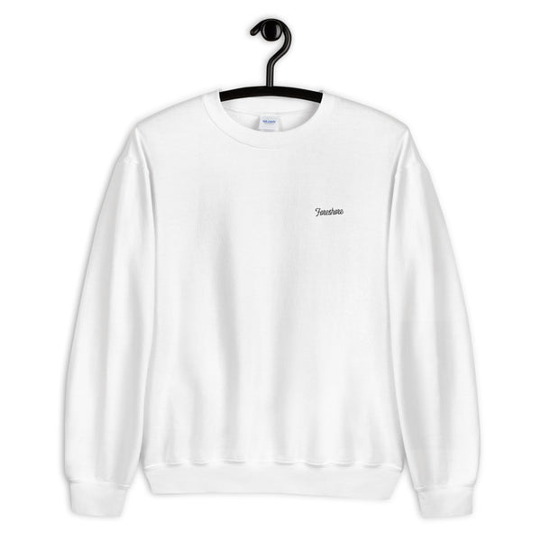Foreshore Core Women's Sweatshirt (White)