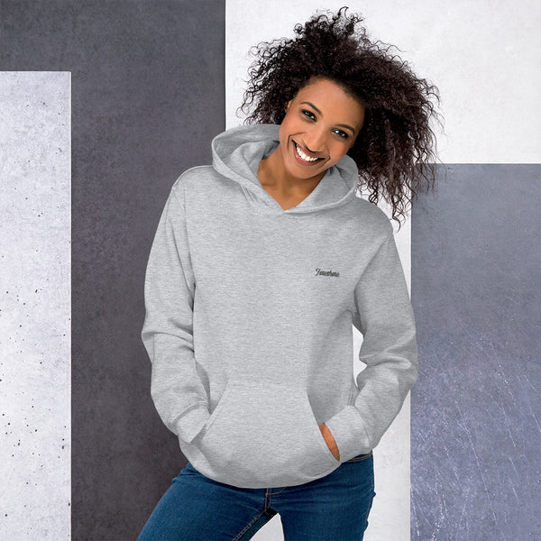Foreshore Core Women's Hoodie (Light Grey)