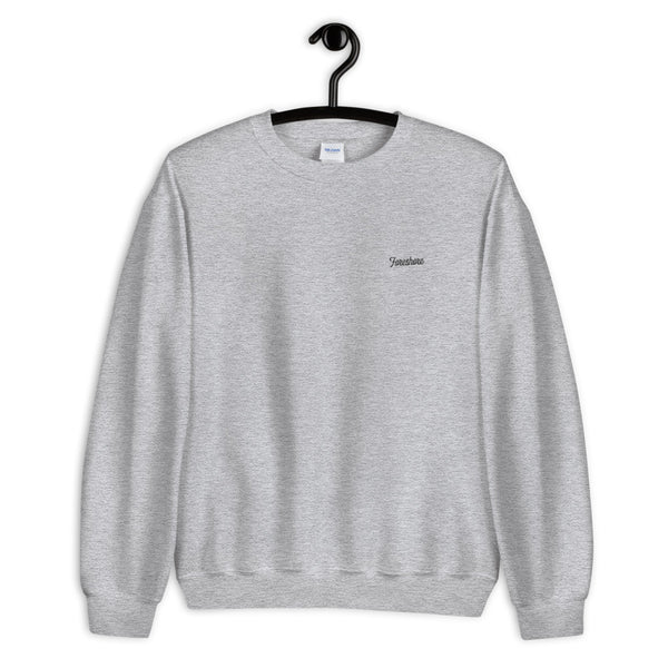 Foreshore Core Women's Sweatshirt (Light Grey)