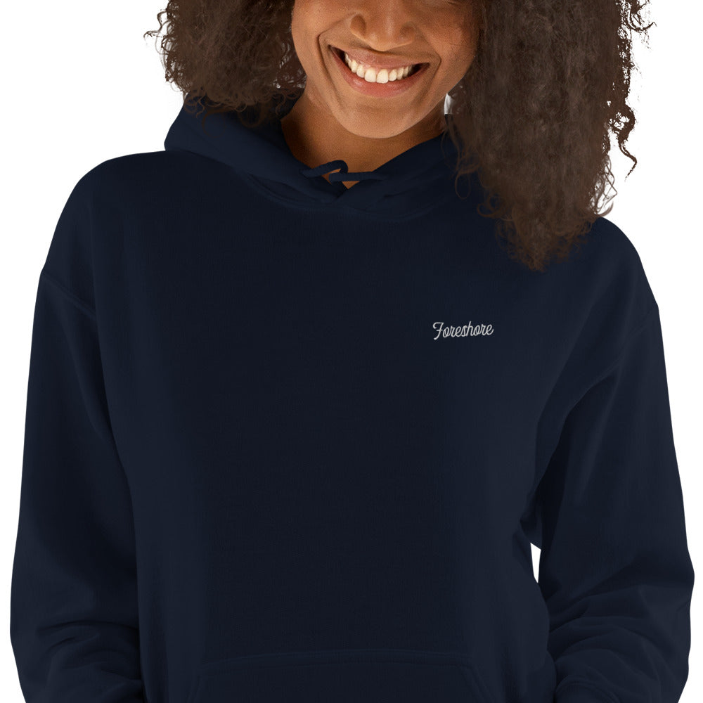 Foreshore Core Women's Hoodie (Navy)