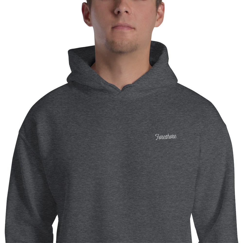 Foreshore Core Men's Hoodie (Dark Grey)