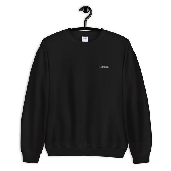 Foreshore Core Women's Sweatshirt (Black)