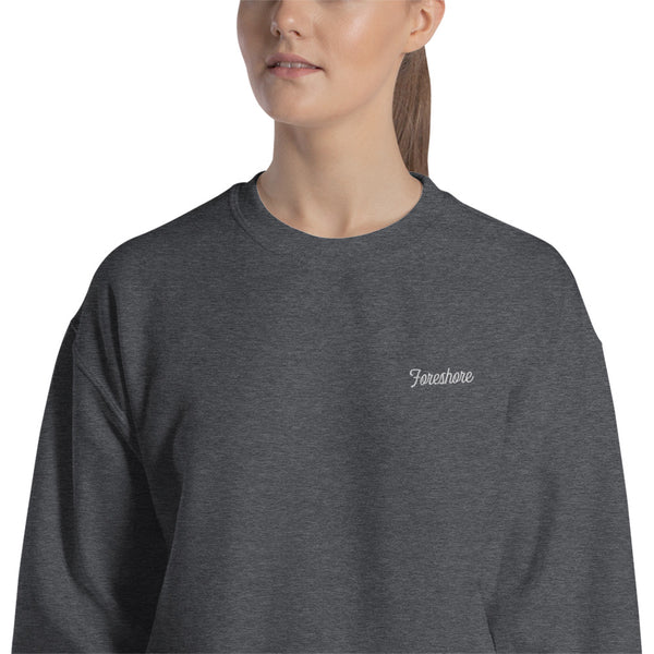 Foreshore Core Women's Sweatshirt (Dark Grey)