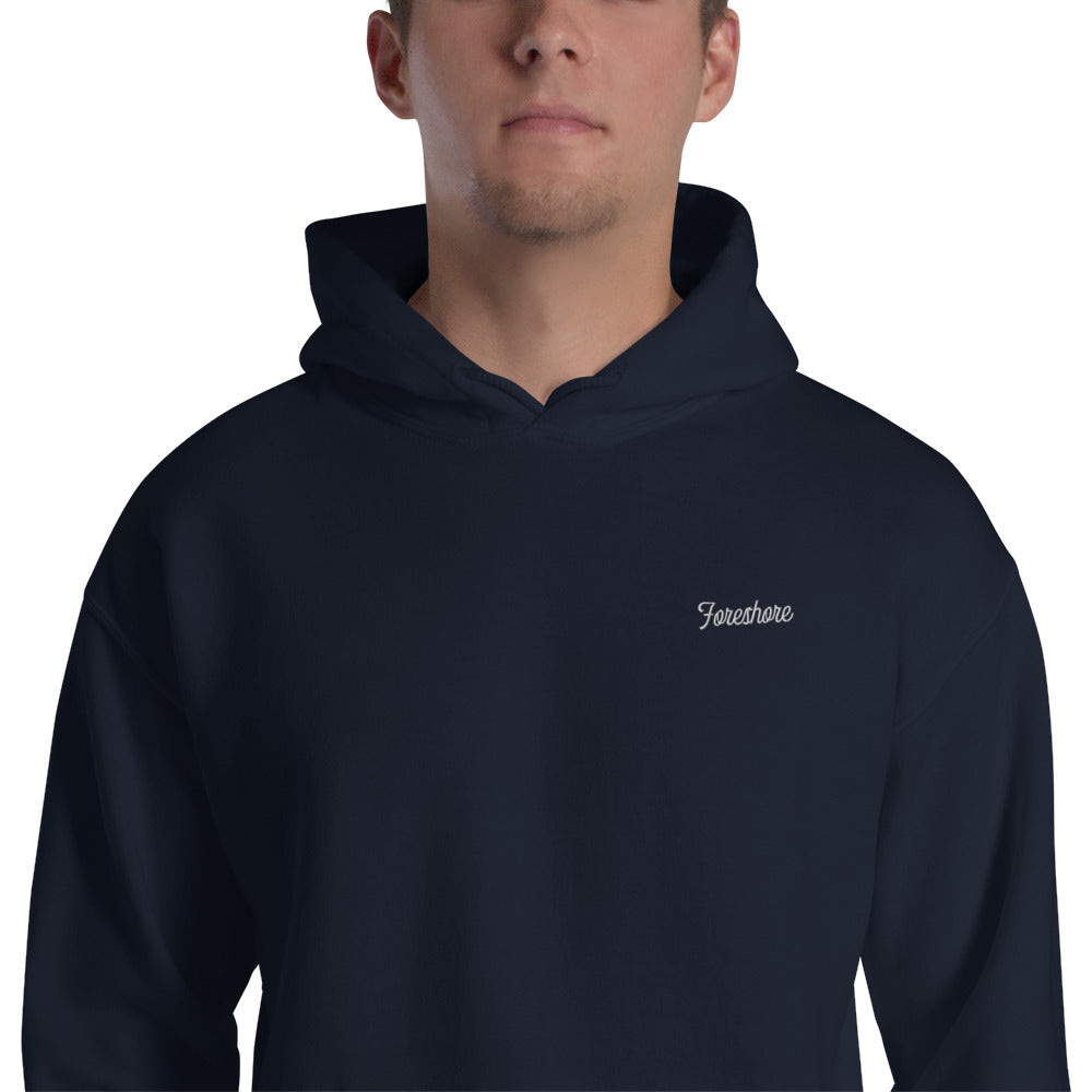 Foreshore Core Men's Hoodie (Navy)
