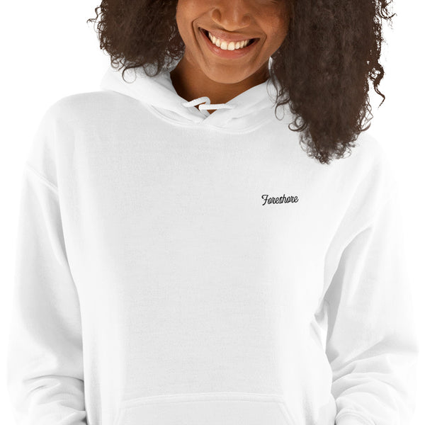 Foreshore Core Women's Hoodie (White)