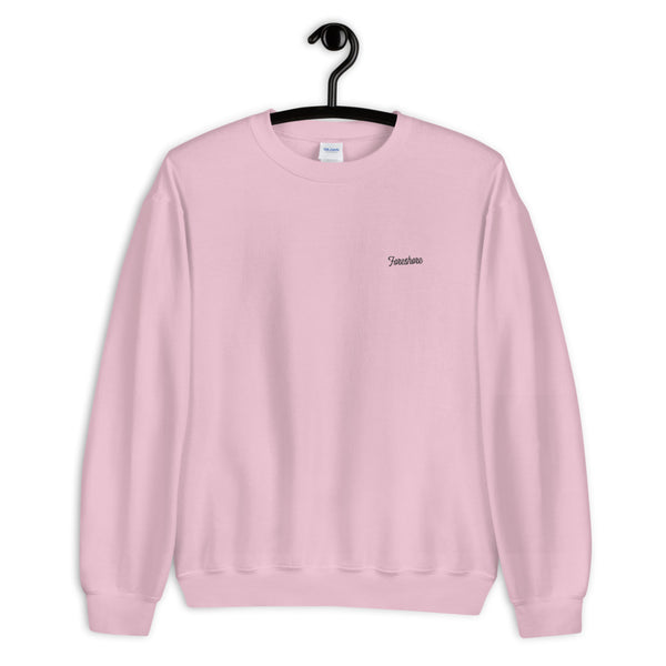 Foreshore Core Women's Sweatshirt (Pink)