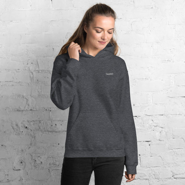 Foreshore Core Women's Hoodie (Dark Grey)