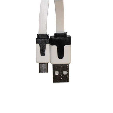 1M Usb Type-A To Micro-B Usb Noodle Cable - Cables And Adapters