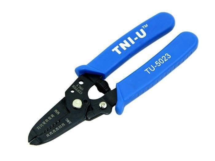 20-30 Awg Wire Strippers - Hand Tools
