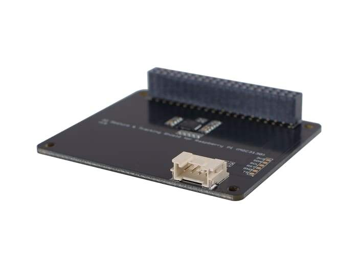 3D Gesture & Tracking Shield for Raspberry Pi (MGC3130) - Shields