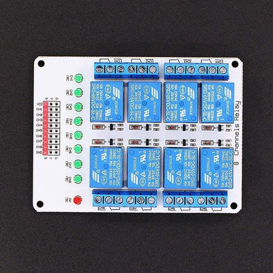 8 Channel 5V Relay Module - Active Components