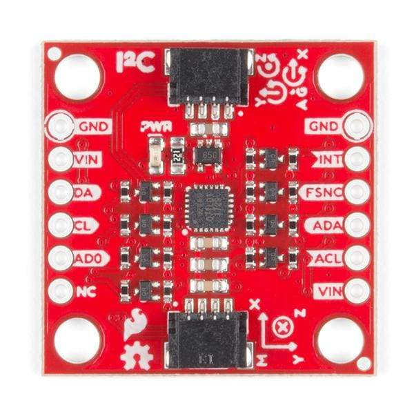9DoF IMU Breakout - ICM-20948 (Qwiic) (SEN-15335) - Accessories and Breakout Boards
