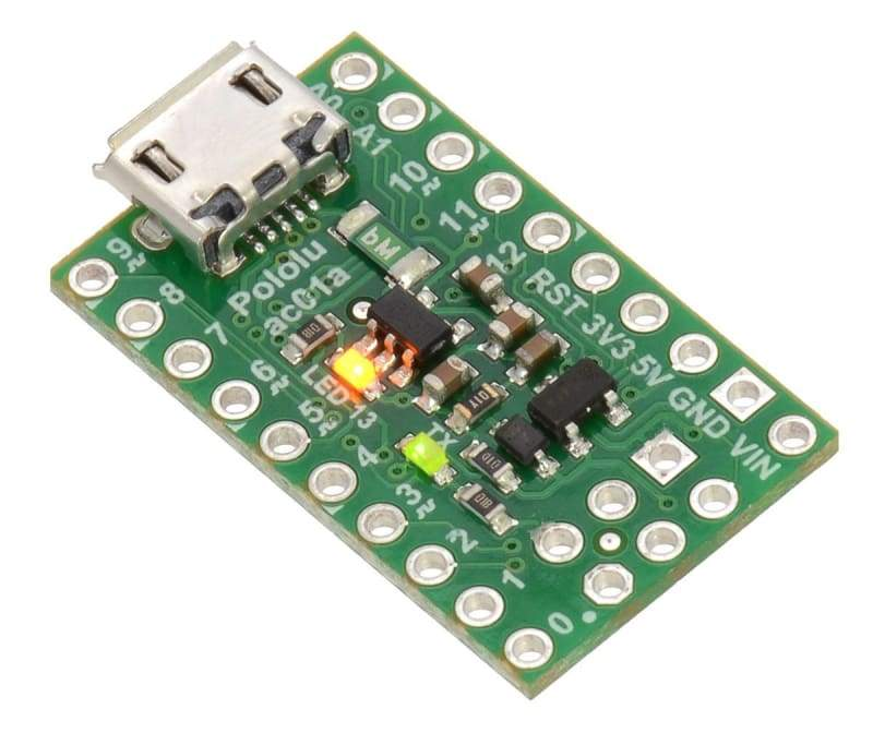 A-Star 32U4 Micro Dev Board - Derivative Boards