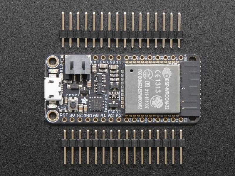 Adafruit Huzzah32 Esp32 Feather Board (Id: 2468) - Feather