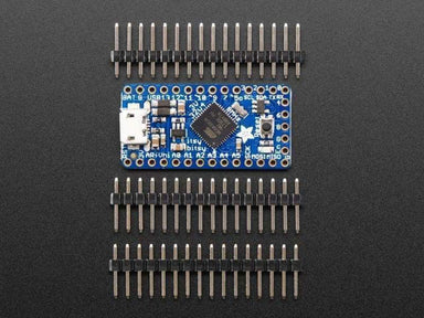 Adafruit Itsy Bitsy 32U4 - 3V 8Mhz (Id: 3675) - Derivative Boards