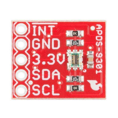 Ambient Light Sensor Breakout - Apds-9301 (Sen-14350) - Visible Light