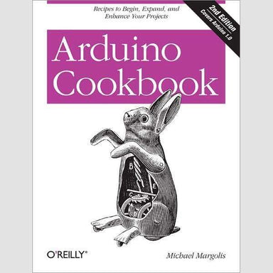 Arduino Cookbook 2nd Edition - Books