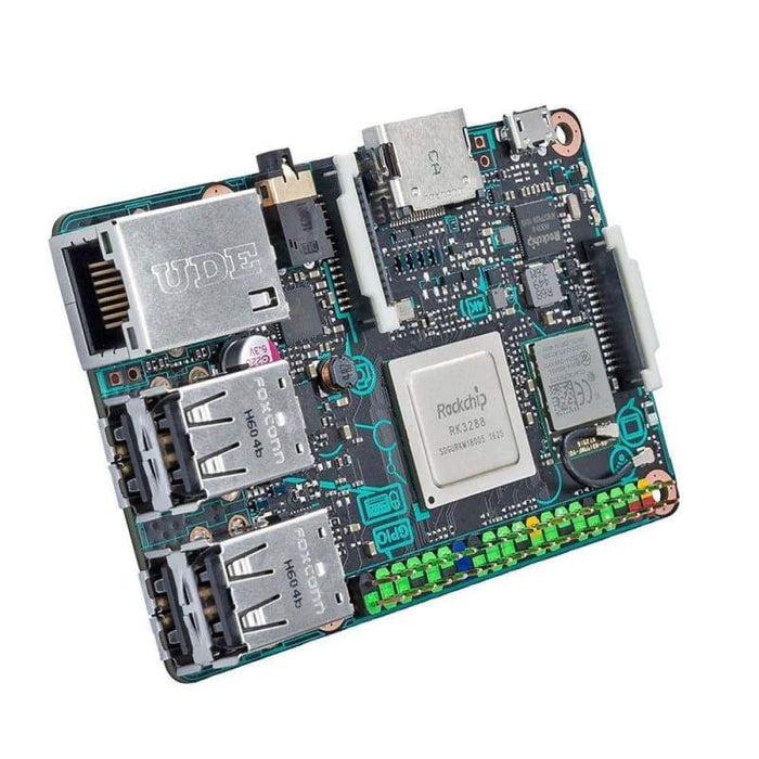 Asus Tinker Board 2Gb Quad Core Wifi + Bluetooth Sbc With 4K Video Support - Other