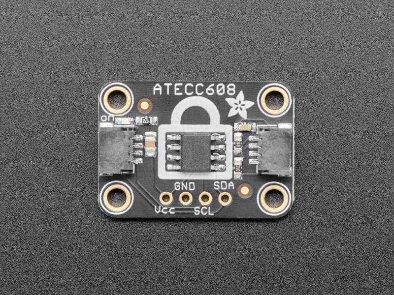 ATECC608 Breakout Board - STEMMA QT / Qwiic - Accessories and Breakout Boards