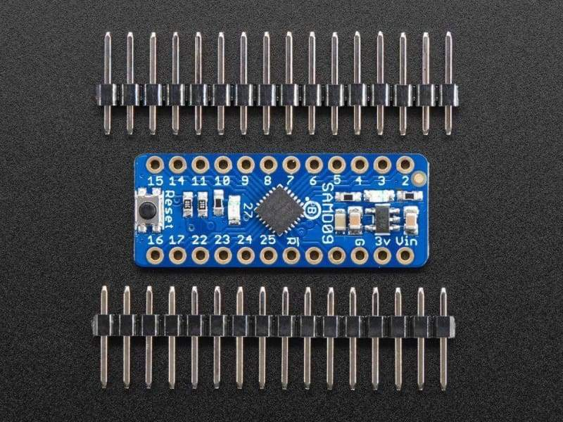 Atsamd09 Breakout With Seesaw (Id: 3657) - Active Components