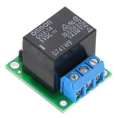 Basic Spdt Relay Carrier With 5Vdc Relay (Assembled) - Active Components
