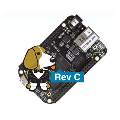 Beaglebone Black Revision C (4G) - Cortex Dev Boards