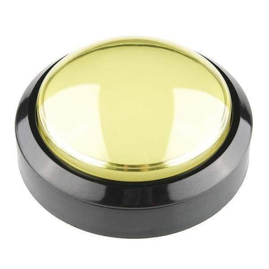 Big Dome Push Button - Yellow - Switches