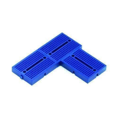 Breadboard Mini (Linkable Blue) - Breadboards